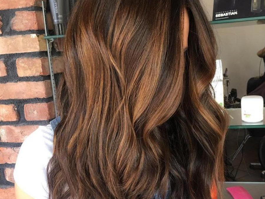 Balayage for Brunettes and Beyond